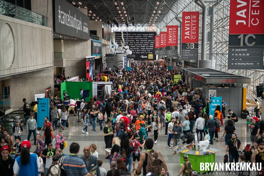 New York Comic Con: Thursday, October 4th, 2018 Recap (16)