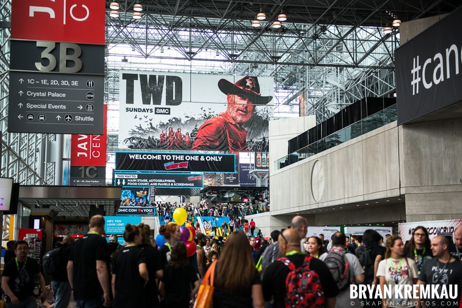 New York Comic Con: Thursday, October 4th, 2018 Recap (6)