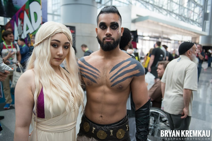 New York Comic Con: Thursday, October 4th, 2018 Recap (3)