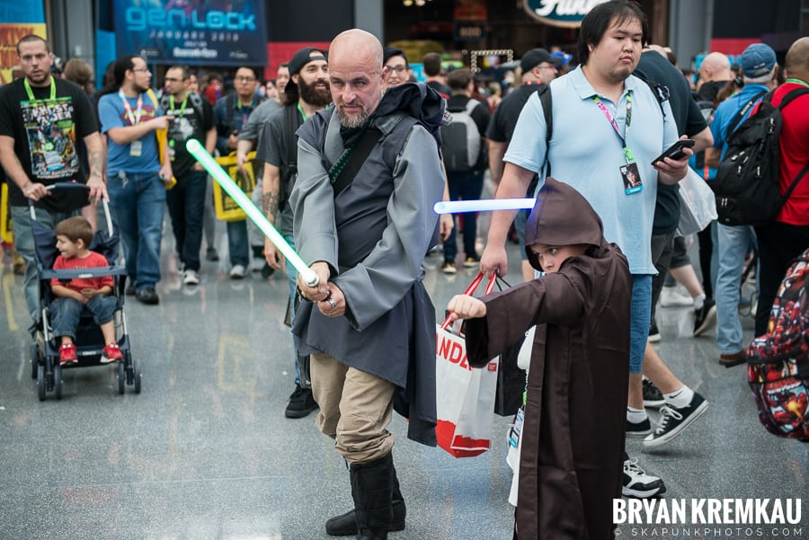 New York Comic Con: Thursday, October 4th, 2018 Recap (2)