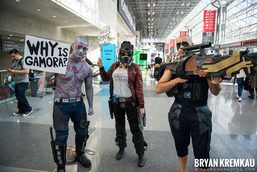 New York Comic Con: Friday, October 5th, 2018 Recap (89)