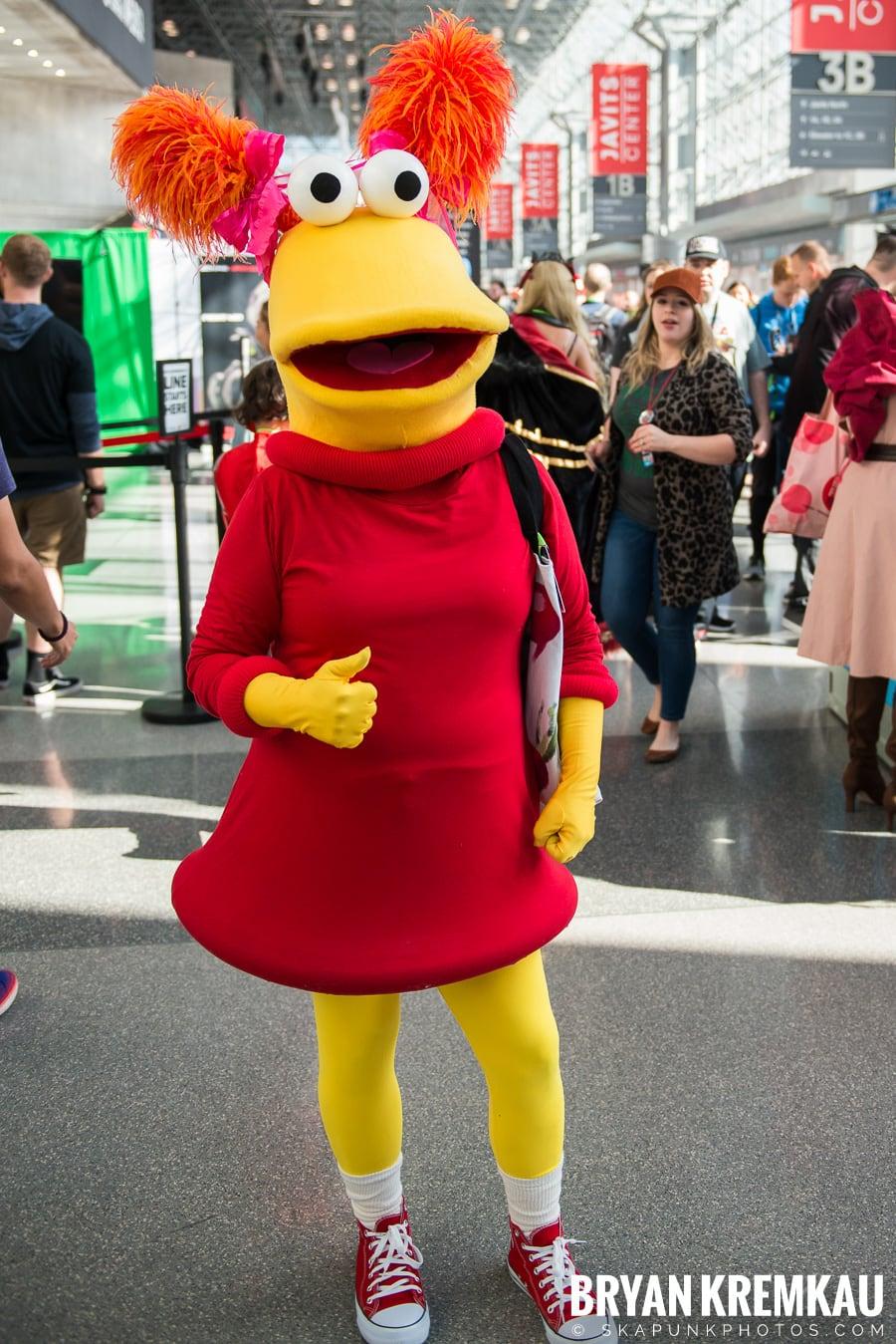 New York Comic Con: Friday, October 5th, 2018 Recap (88)