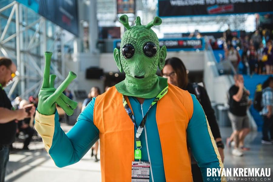 New York Comic Con: Friday, October 5th, 2018 Recap (86)