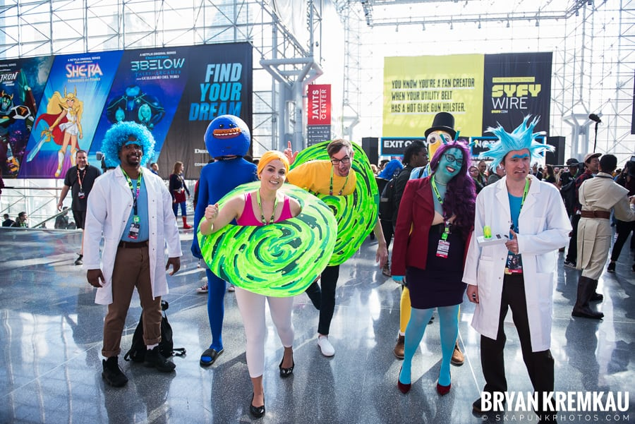 New York Comic Con: Friday, October 5th, 2018 Recap (84)