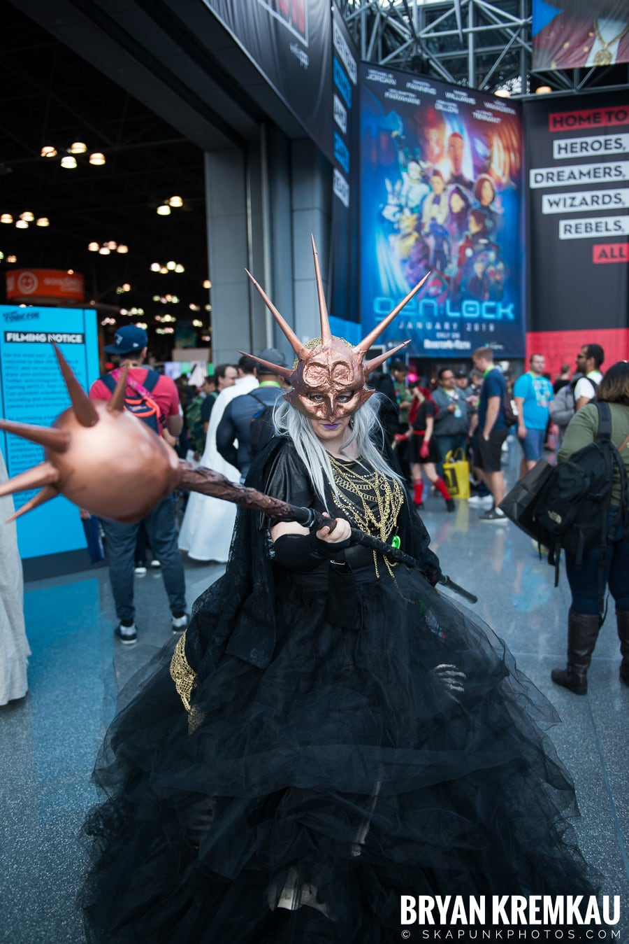 New York Comic Con: Friday, October 5th, 2018 Recap (80)