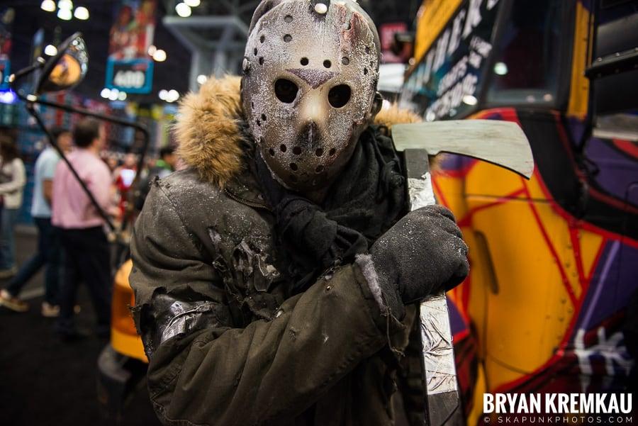 New York Comic Con: Friday, October 5th, 2018 Recap (73)