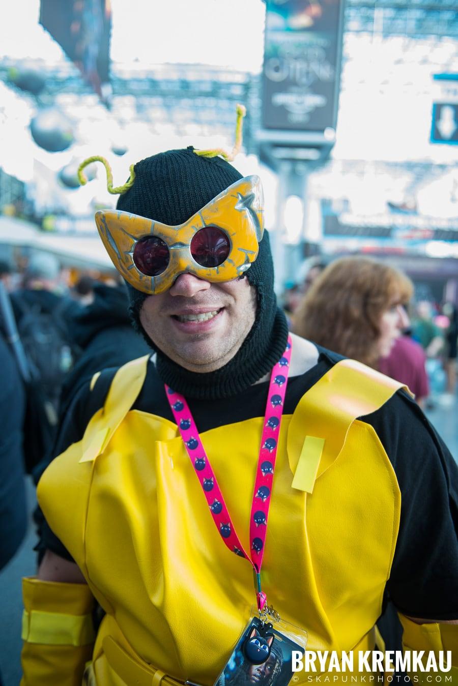 New York Comic Con: Friday, October 5th, 2018 Recap (72)