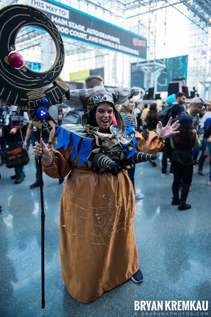 New York Comic Con: Friday, October 5th, 2018 Recap (71)