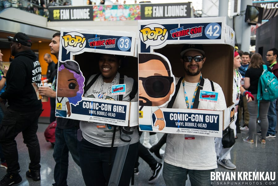 New York Comic Con: Friday, October 5th, 2018 Recap (68)
