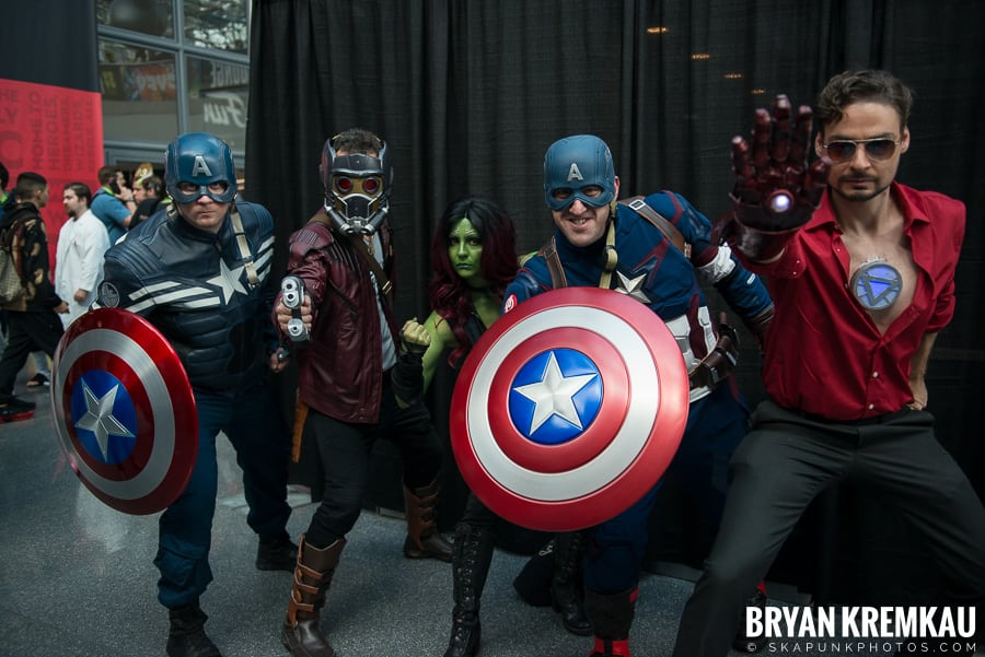 New York Comic Con: Friday, October 5th, 2018 Recap (67)