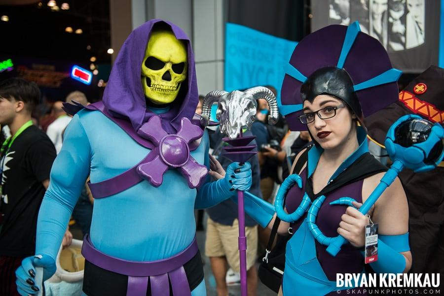 New York Comic Con: Friday, October 5th, 2018 Recap (66)