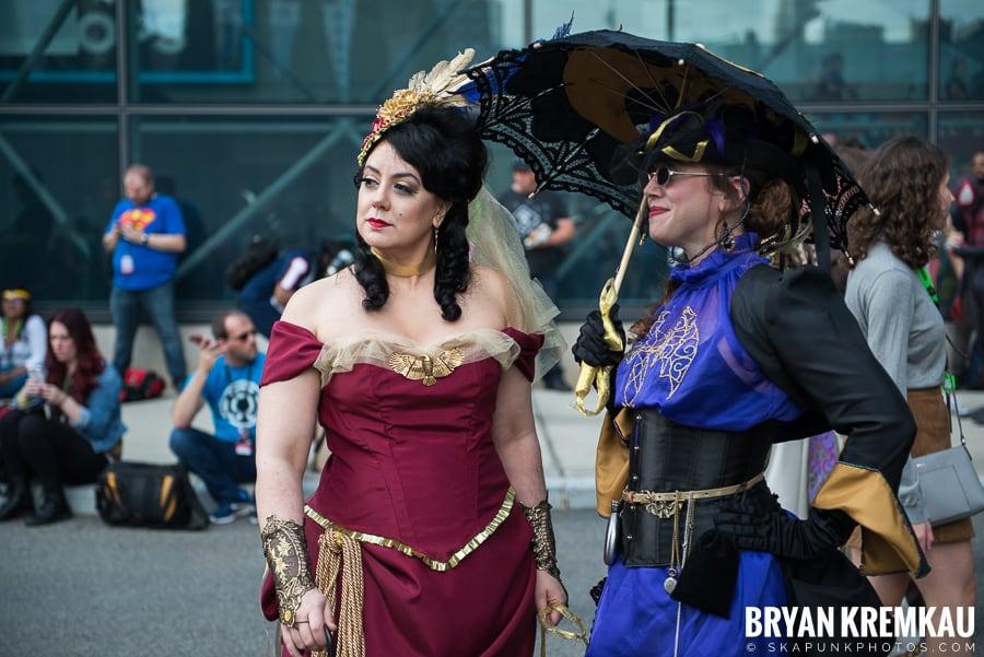 New York Comic Con: Friday, October 5th, 2018 Recap (58)