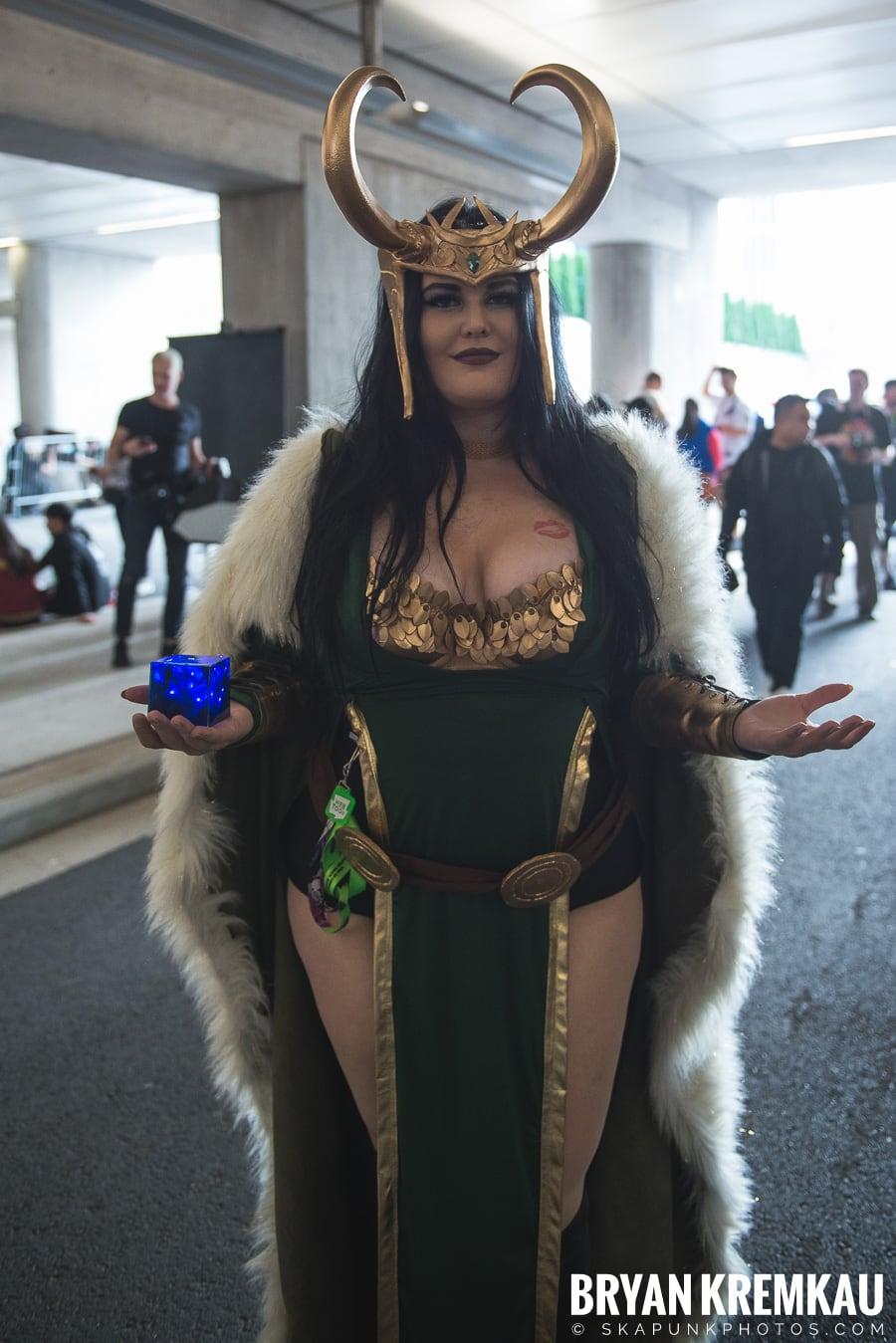 New York Comic Con: Friday, October 5th, 2018 Recap (55)