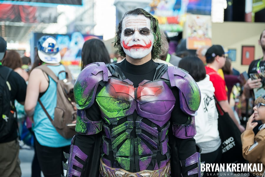 New York Comic Con: Friday, October 5th, 2018 Recap (50)