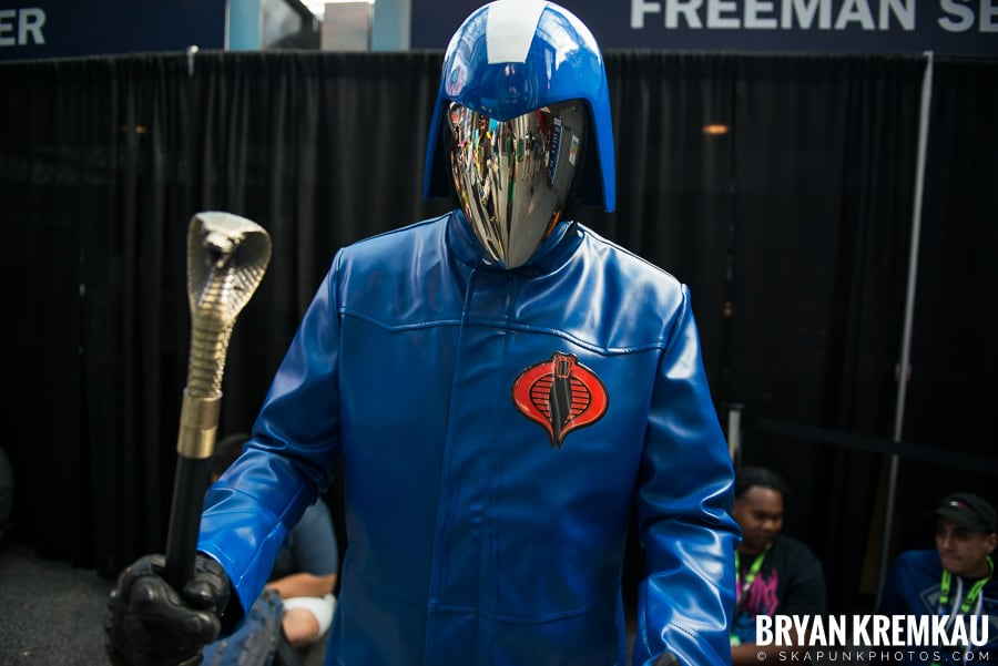 New York Comic Con: Friday, October 5th, 2018 Recap (43)