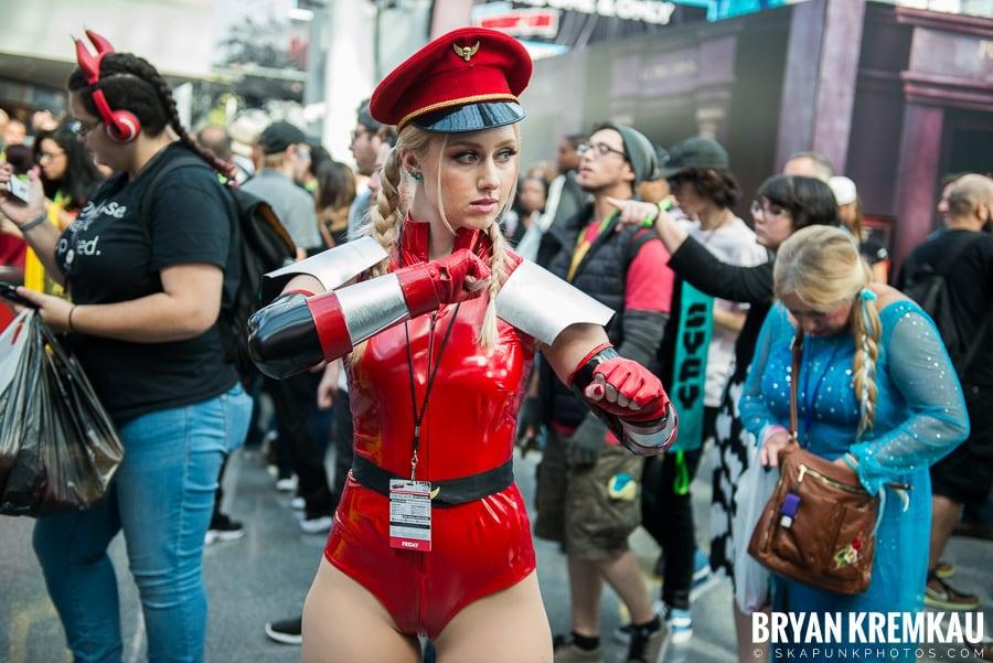 New York Comic Con: Friday, October 5th, 2018 Recap (42)