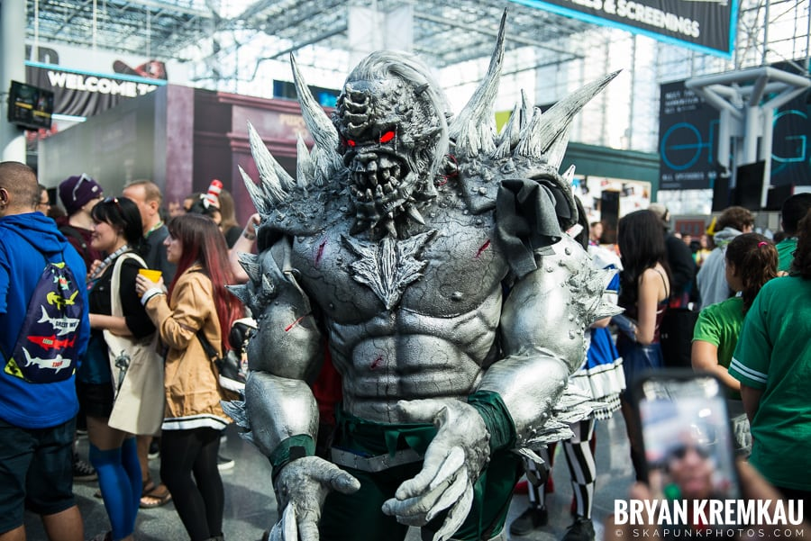 New York Comic Con: Friday, October 5th, 2018 Recap (41)