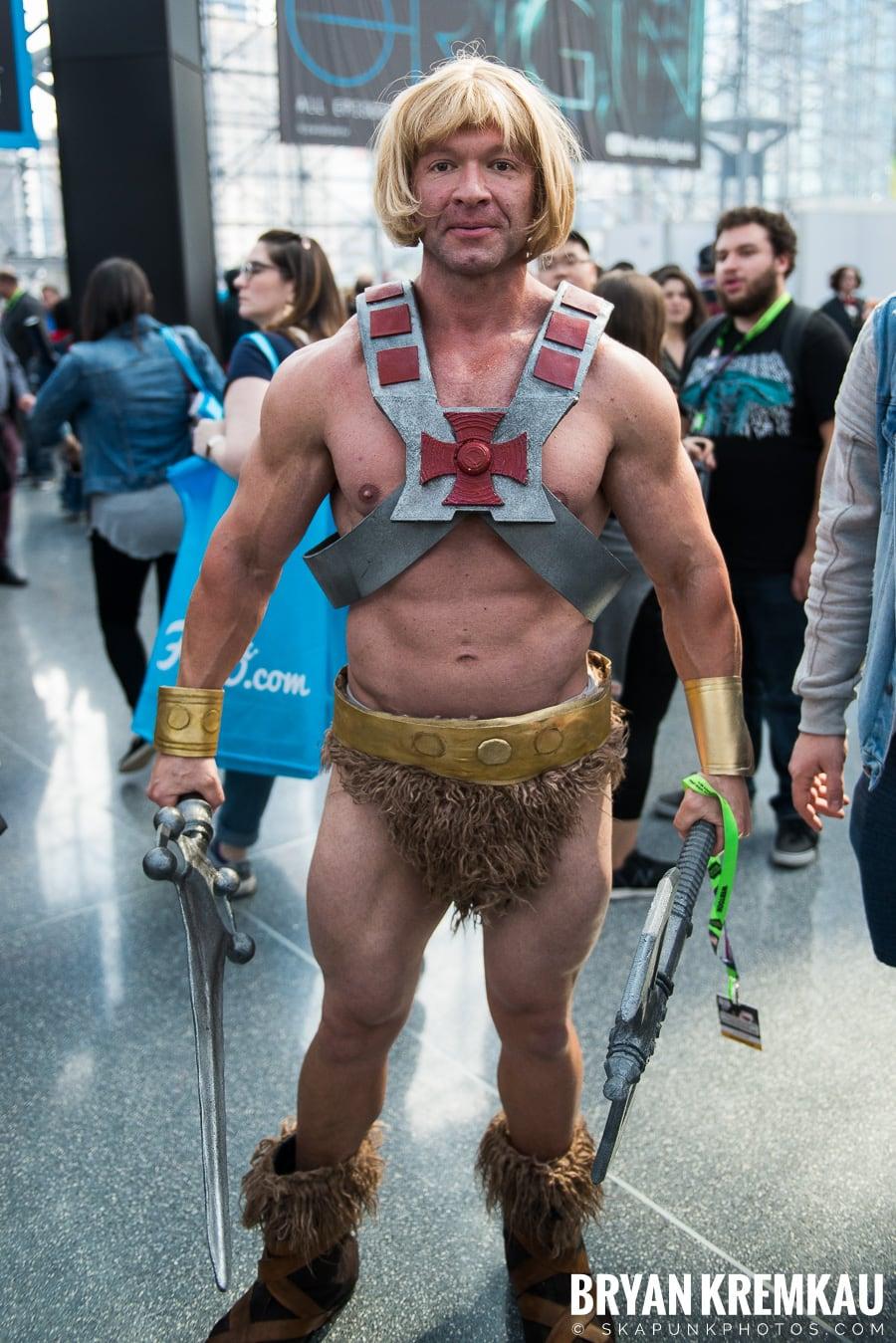 New York Comic Con: Friday, October 5th, 2018 Recap (38)