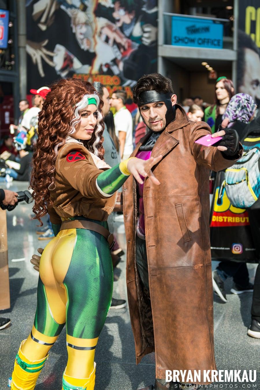 New York Comic Con: Friday, October 5th, 2018 Recap (37)
