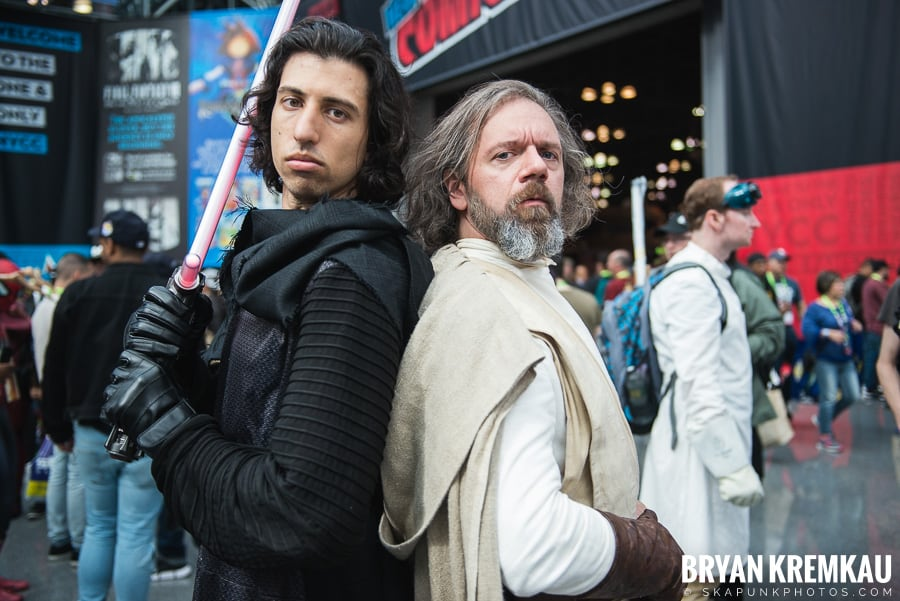 New York Comic Con: Friday, October 5th, 2018 Recap (34)