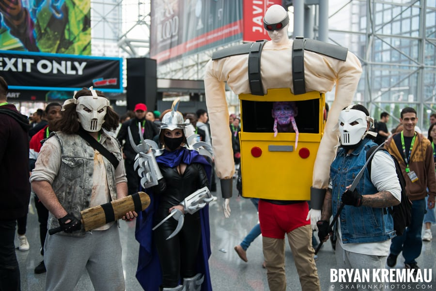 New York Comic Con: Friday, October 5th, 2018 Recap (32)