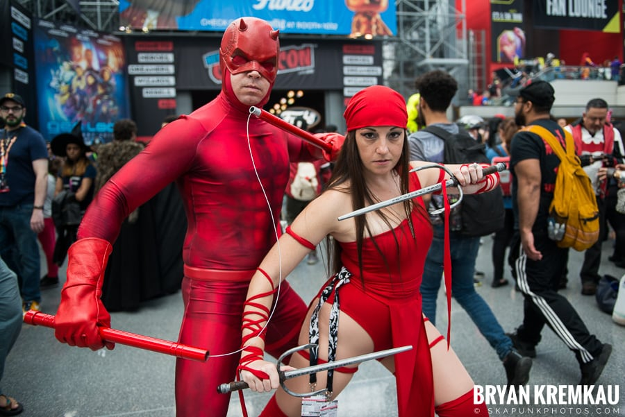 New York Comic Con: Friday, October 5th, 2018 Recap (30)