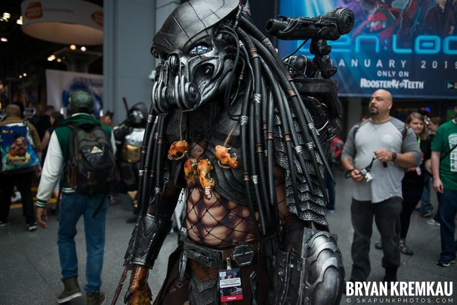 New York Comic Con: Friday, October 5th, 2018 Recap (29)