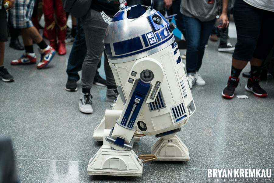 New York Comic Con: Friday, October 5th, 2018 Recap (28)