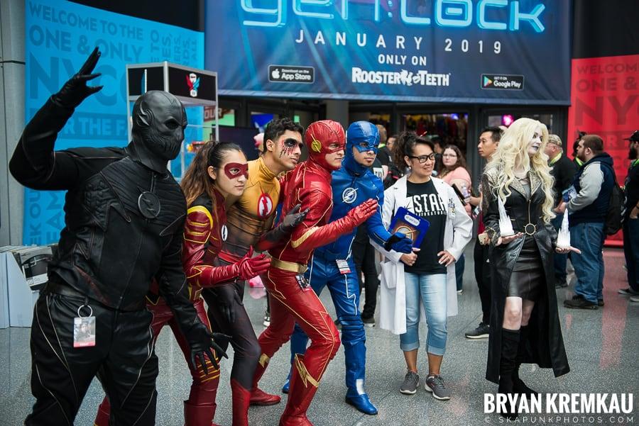 New York Comic Con: Friday, October 5th, 2018 Recap (27)