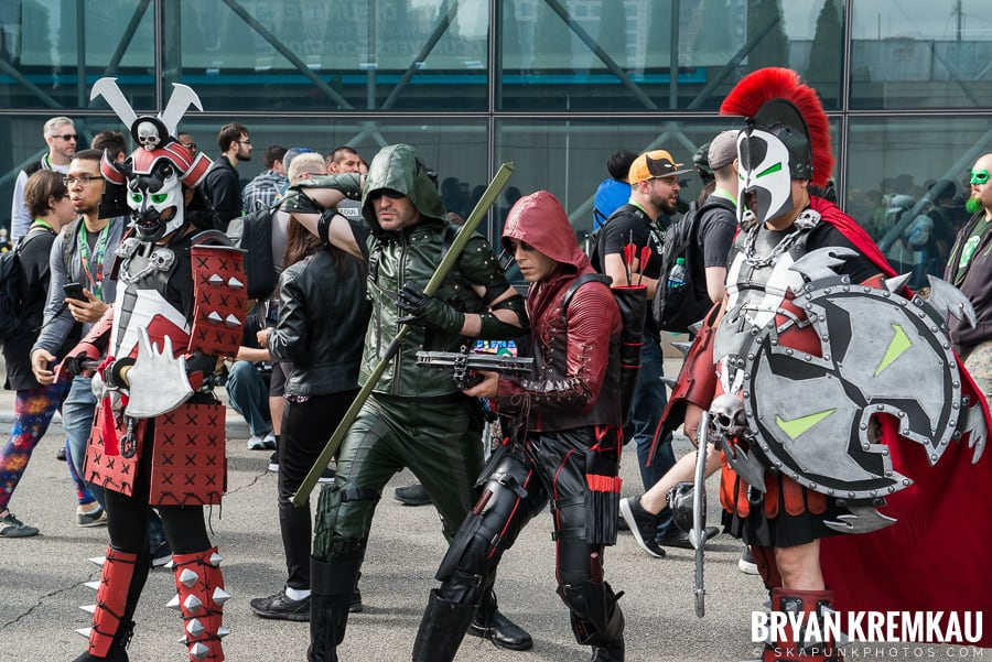 New York Comic Con: Friday, October 5th, 2018 Recap (19)