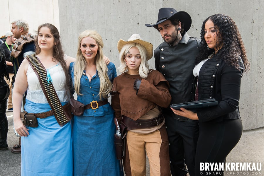 New York Comic Con: Friday, October 5th, 2018 Recap (17)