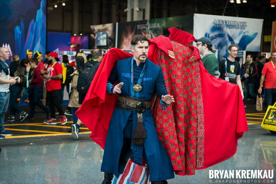 New York Comic Con: Friday, October 5th, 2018 Recap (15)