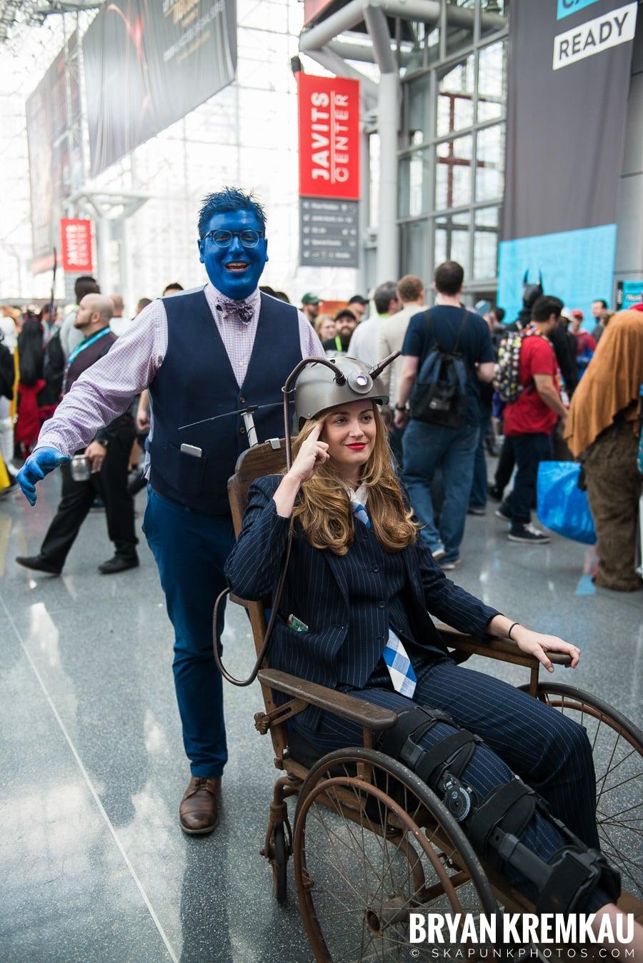 New York Comic Con: Friday, October 5th, 2018 Recap (13)