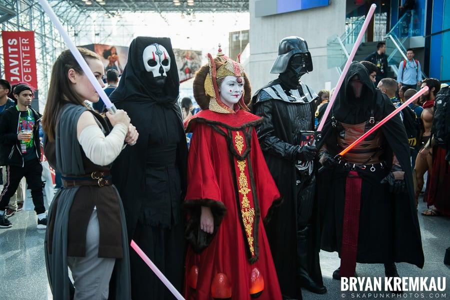 New York Comic Con: Friday, October 5th, 2018 Recap (11)