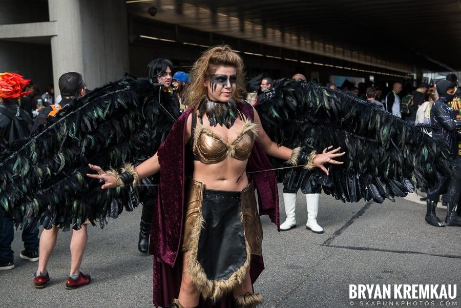 New York Comic Con: Friday, October 5th, 2018 Recap (10)