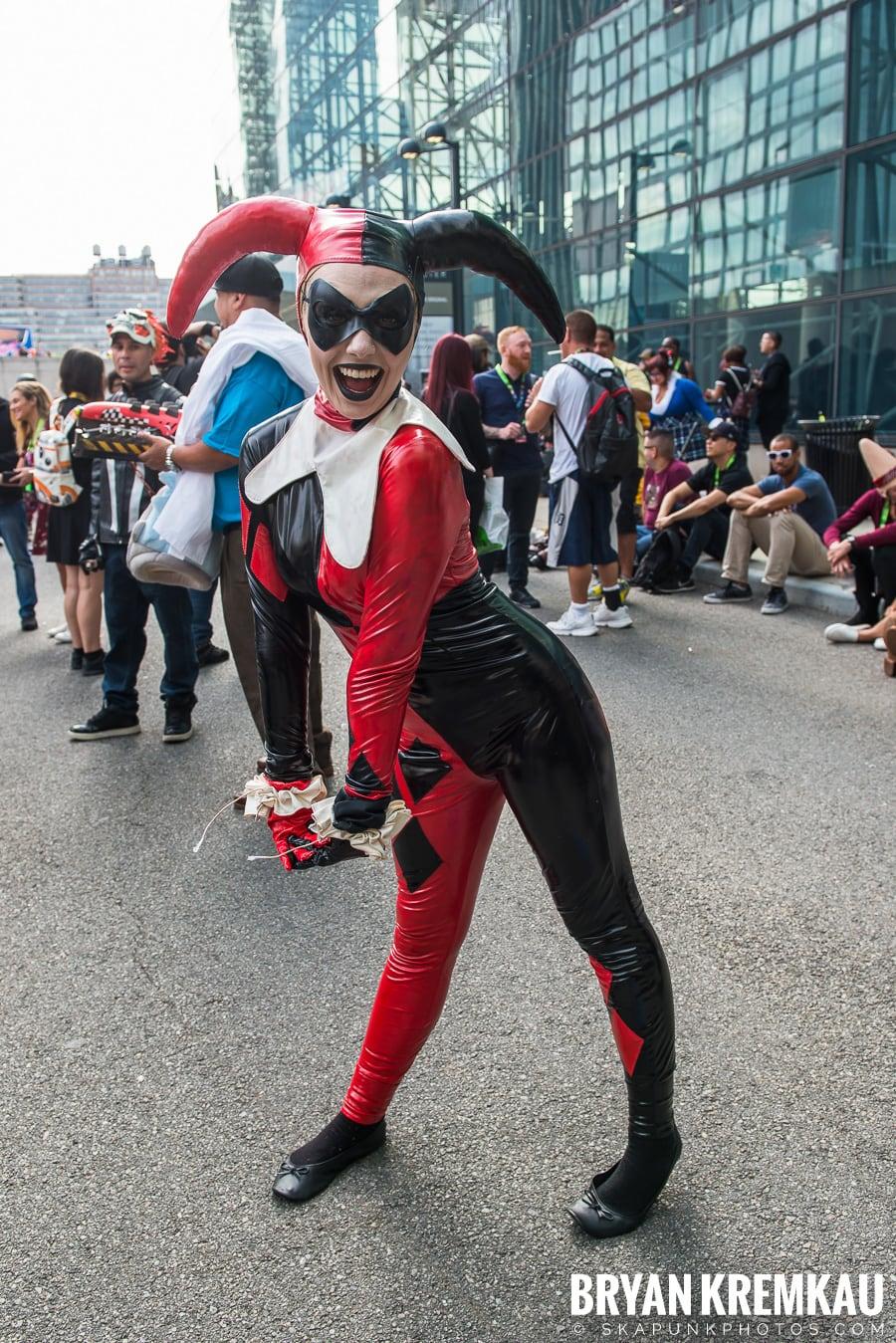 New York Comic Con: Friday, October 5th, 2018 Recap (9)