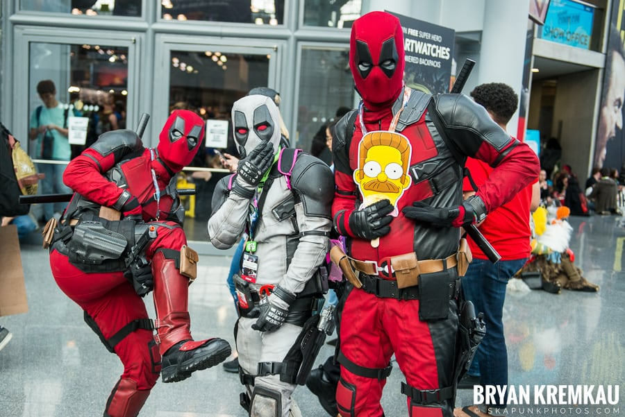 New York Comic Con: Friday, October 5th, 2018 Recap (4)