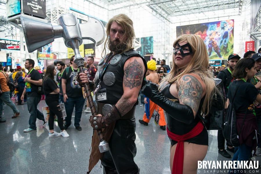 New York Comic Con: Friday, October 5th, 2018 Recap (2)
