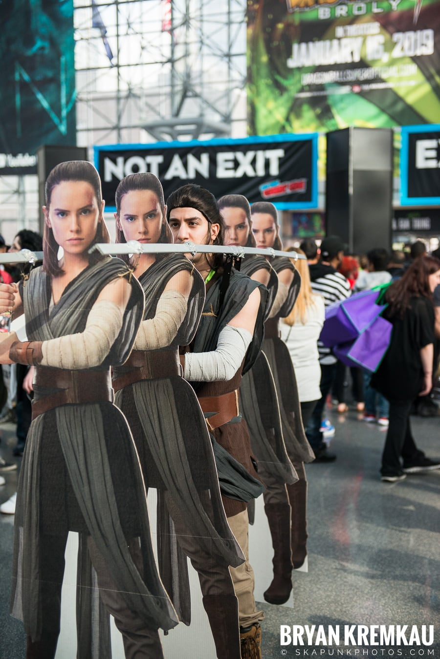 New York Comic Con: Friday, October 5th, 2018 Recap (1)