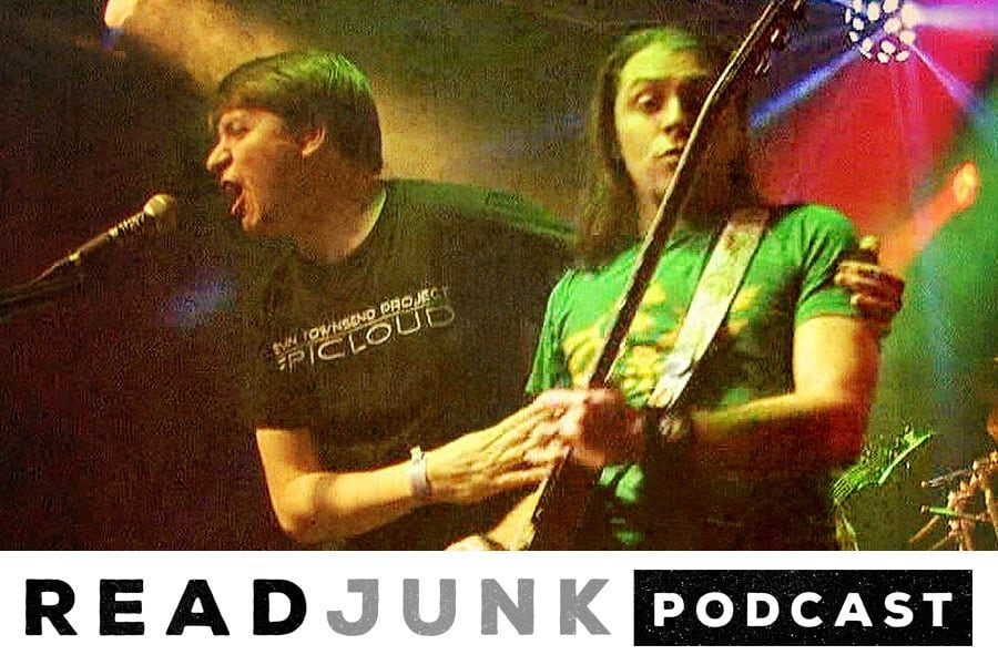 ReadJunk Podcast: Episode 28 (Chris Taylor & Drew Celestino)