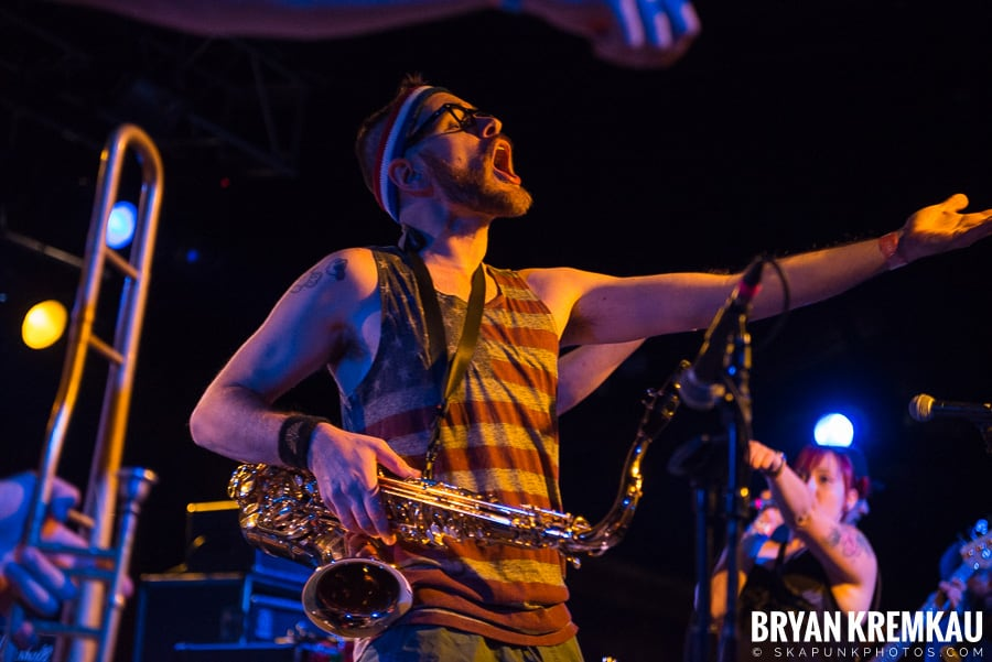 Reel Big Fish / Skanksgiving @ Starland Ballroom, NJ (1)