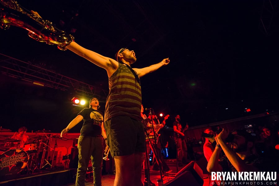 Reel Big Fish / Skanksgiving @ Starland Ballroom, NJ (4)