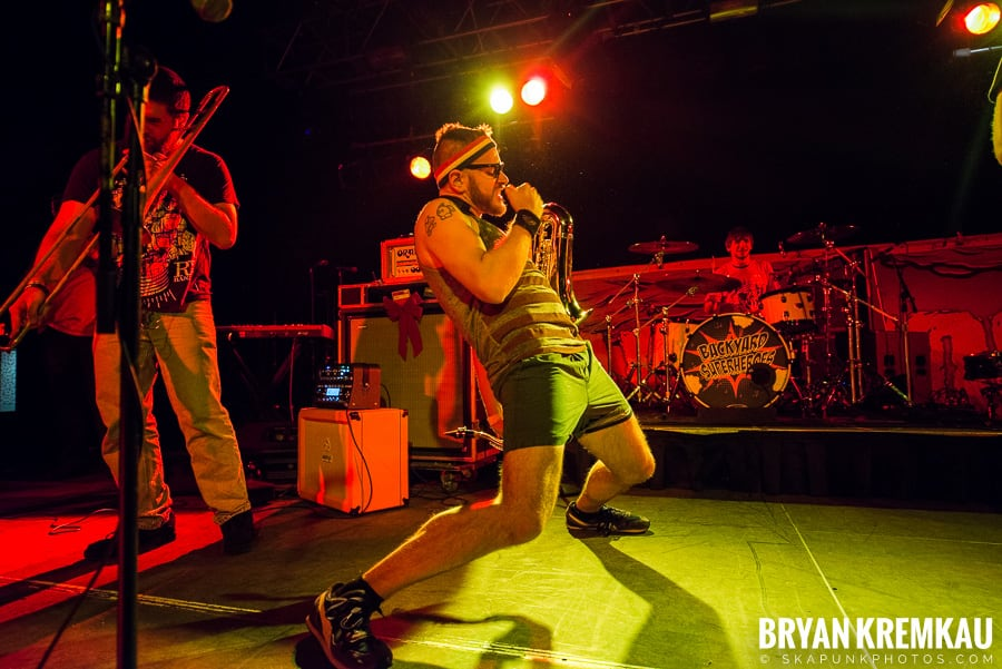 Reel Big Fish / Skanksgiving @ Starland Ballroom, NJ (5)