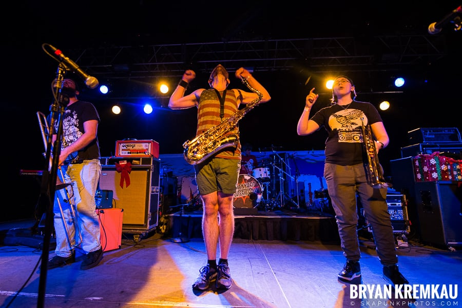 Reel Big Fish / Skanksgiving @ Starland Ballroom, NJ (9)