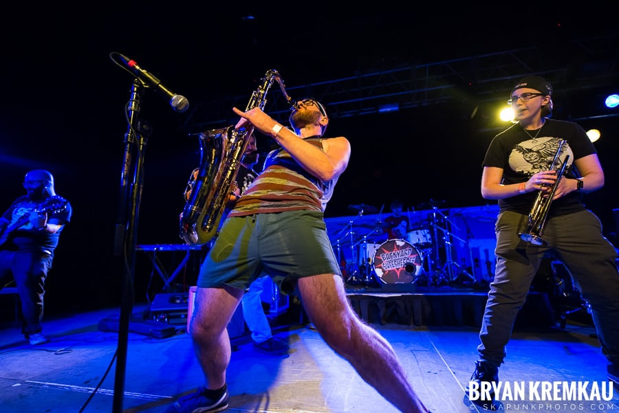 Reel Big Fish / Skanksgiving @ Starland Ballroom, NJ (10)