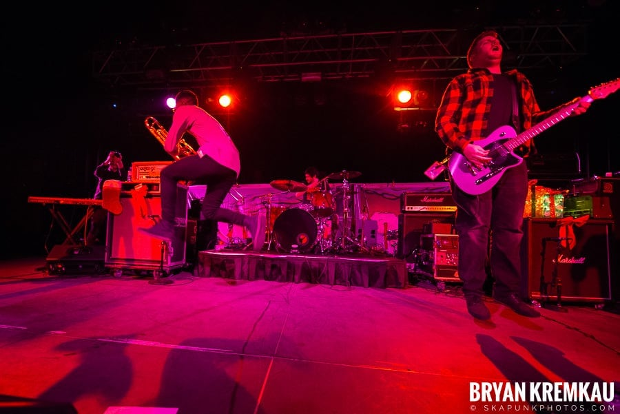 Reel Big Fish / Skanksgiving @ Starland Ballroom, NJ (29)