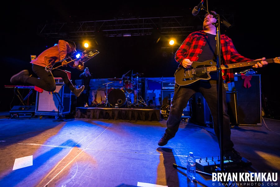 Reel Big Fish / Skanksgiving @ Starland Ballroom, NJ (34)