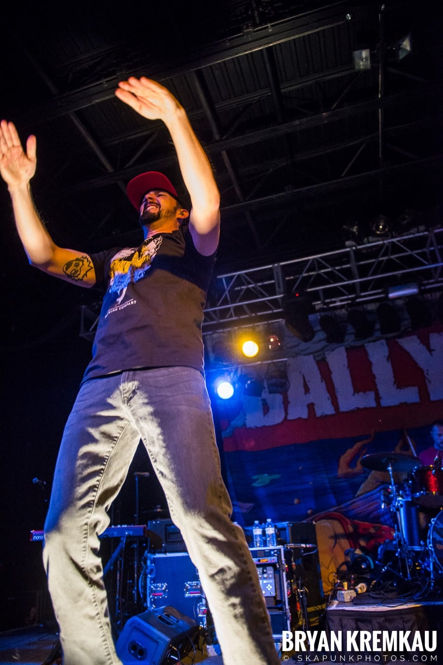 Reel Big Fish / Skanksgiving @ Starland Ballroom, NJ (40)