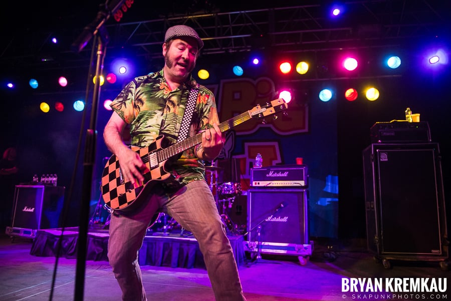 Reel Big Fish / Skanksgiving @ Starland Ballroom, NJ (90)