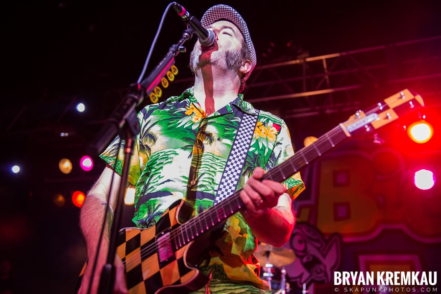 Reel Big Fish / Skanksgiving @ Starland Ballroom, NJ (91)